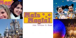 Mais Magia! por Vivian e Cris