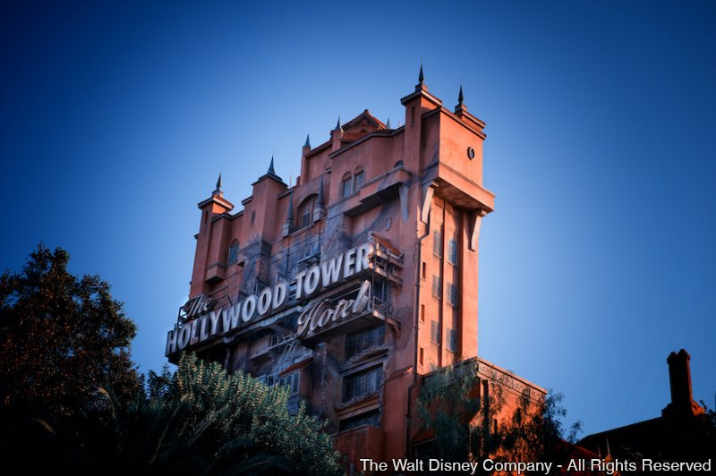 20 Curiosidades sobre a atração The Twilight Zone Tower of Terror