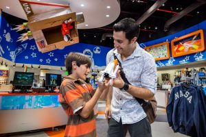 Kennedy Space Center – Compras