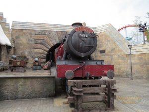 Hogwarts Express – Hogsmeade Station