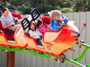 Busch Gardens Tampa é diversão garantida para as famílias com crianças pequenas