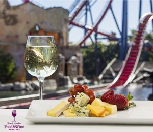 Busch Gardens Tampa Bay anuncia atrações do Food & Wine Festival