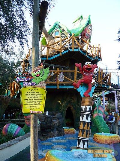 Oscar's Swamp Stomp