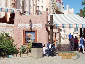 Pirates 4D e Sesame Street 4-D
