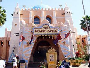 Desert Grill Restaurant