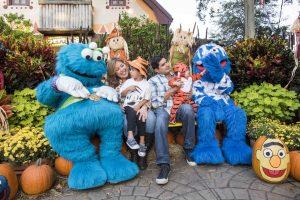 Conheça o evento especial de Halloween para crianças do Busch Gardens Tampa