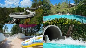 Foi reaberta a atração Runoff Rapids do parque aquático Disney's Blizzard Beach