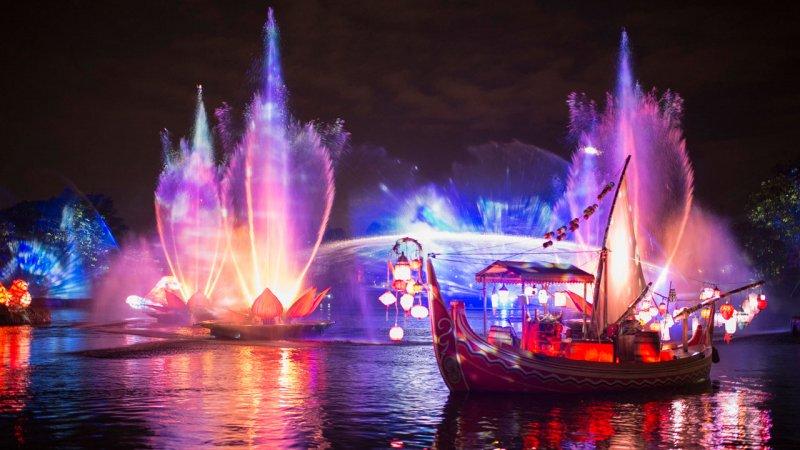 Adiada a estreia do espetáculo Rivers of Light no parque Disney's Animal Kingdom