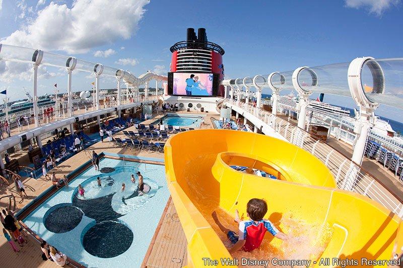 Disney Cruise Line oferece um novo itinerário a partir de 2015: cruzeiros para os fiordes noruegueses e para a Islândia