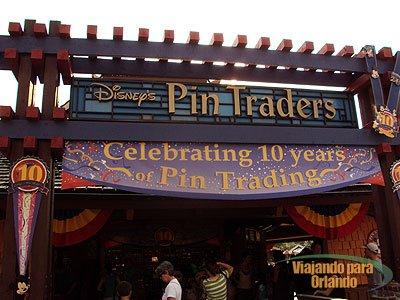 Disney's Pin Traders