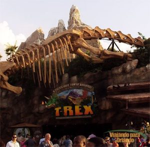 T-Rex: A Prehistoric Family Adventure, A Place to Eat, Shop, Explore and Discover