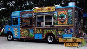Food Truck – Namaste Café