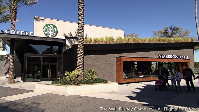 Starbucks – West Side