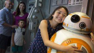 BB-8 já está recebendo os convidados no Disney's Hollywood Studios