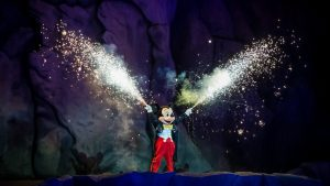 Já é possível reservar o Fantasmic! Dessert & VIP Viewing Experience do parque Disney's Hollywood Studios