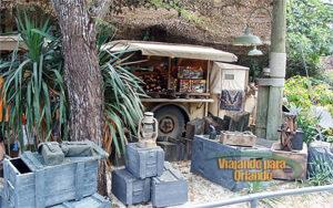 Indiana Jones Truck