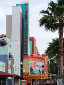 Planet Hollywood Super Store