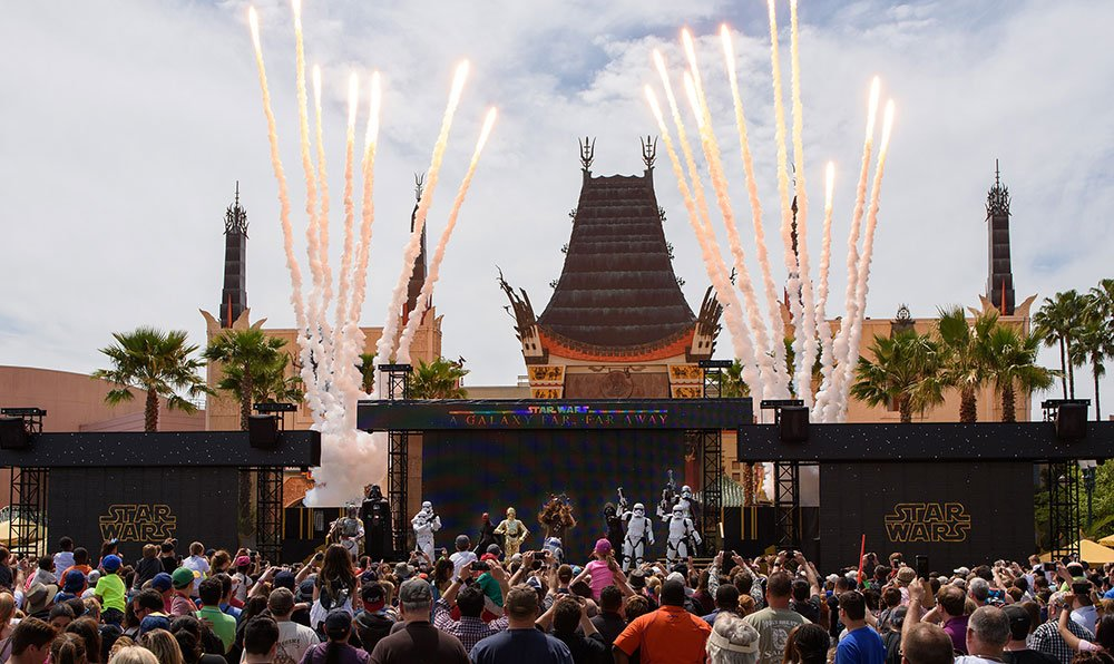 Disney's Hollywood Studios – Shows