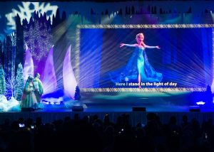 For the First Time in Forever: A Frozen Sing-Along Celebration
