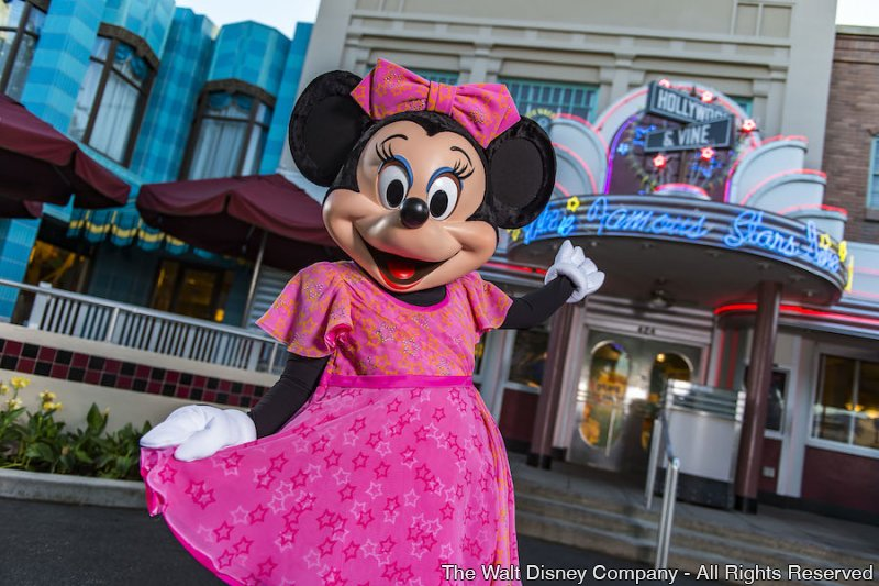 Minnie's Seasonal Dine at Hollywood & Vine é a nova refeição com personagens Disney