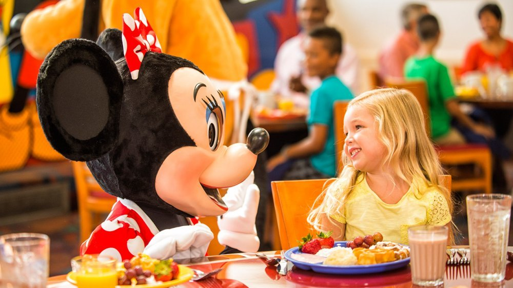 Dining Plan – Plano de Refeições Disney