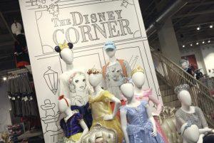 Foi inaugurada a nova loja The Disney Corner em Disney Springs que ficará aberta por tempo limitado