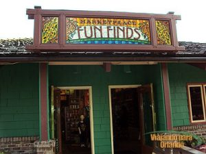 Loja Fun Finds abre em Downtown Disney