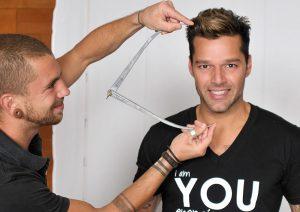 Ricky Martin no Madame Tussauds Orlando