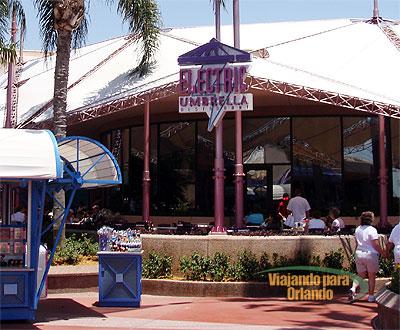 Electric Umbrella Restaurant