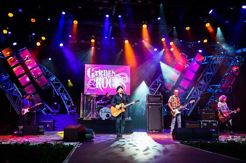 Conheça a programação do Garden Rocks Concert Series de 2016