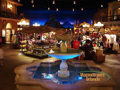 Plaza de Los Amigos
