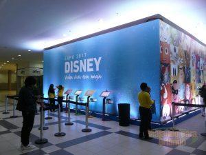 O VPO compareceu na Expo Disney 2017