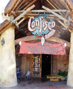 Confisco Grille