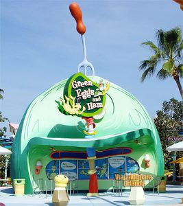 Green Eggs and Ham Cafe
