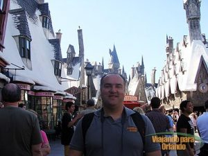 Um passeio por The Wizarding World of Harry Potter