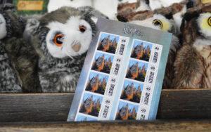 Saiba como enviar uma carta com um selo especial de Hogsmeade