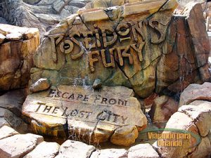 Poseidon's Fury! Escape from the Lost City