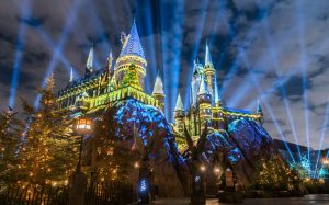 A Universal revelou mais detalhes sobre as festividades de Natal no The Wizarding World of Harry Potter