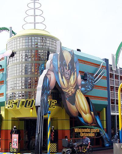The Marvel Alterniverse Store