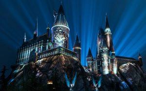 The Nighttime Lights at Hogwarts Castle é o novo espetáculo de projeção em The Wizarding World of Harry Potter – Hogsmeade