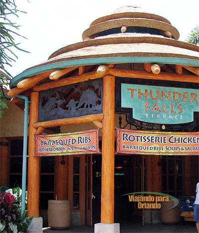 Thunder Falls Terrace