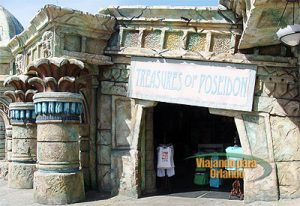 Treasures of Poseidon