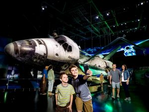 Summer Camp Kennedy Space Center por Renata e Elisa