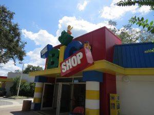 Legoland Florida – Compras