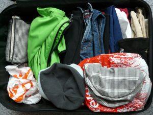 Que roupas levar?