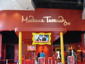 Madame Tussauds Orlando já reabriu