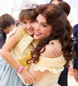 Memory Maker dá direito a encontro especial com princesa da Disney por tempo limitado
