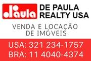 De Paula Realty USA - Imovéis em Orlando