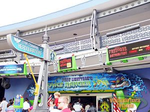 Buzz Lightyear´s Space Ranger Spin
