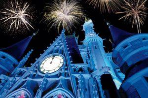 Conheça as festividades em Walt Disney World Resort em celebração a chegada de 2017